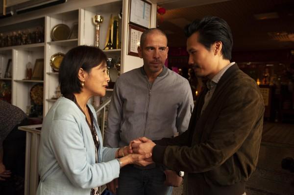 Li Heling, Medi Sadoun, Frédéric Chau