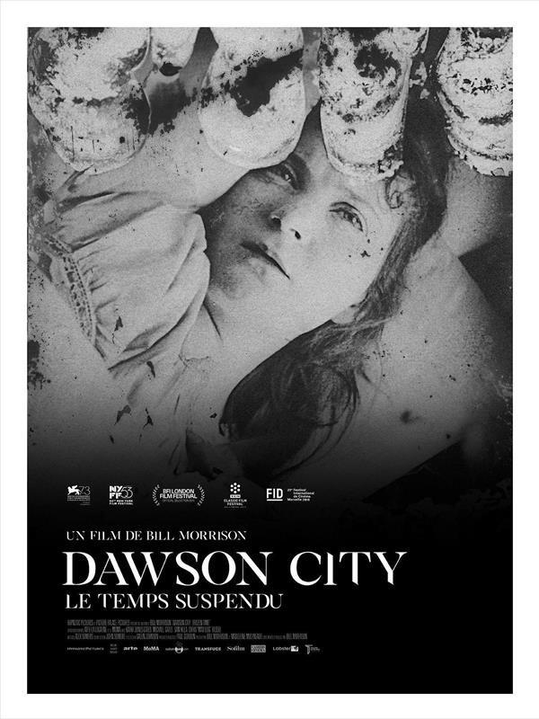 Dawson City : le temps suspendu, affiche