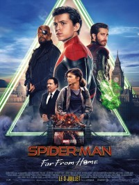 Spider-Man : Far From Home, affiche