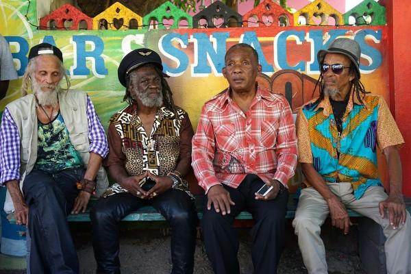 Cedric Myton - leader des Congos, Winston McAnuff - « Electric Dread », Ken Boothe - le « parrain », Kiddus I - le rebelle