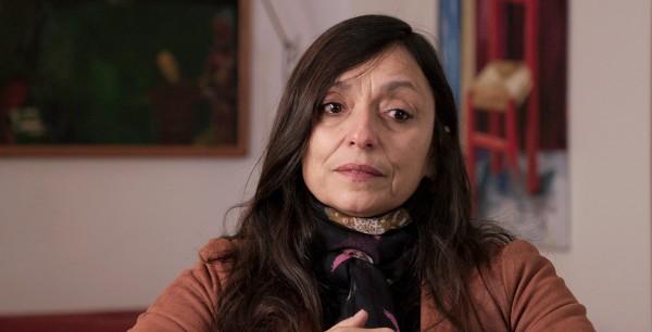 La chanteuse Javiera Parra