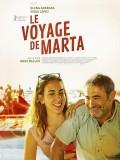 Le Voyage de Marta, affiche