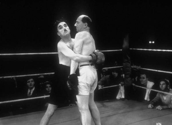 Charles Chaplin, Hank Mann