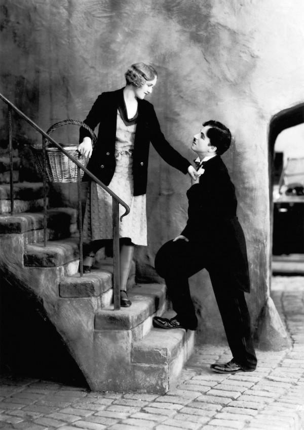 Virginia Cherrill, Charlie Chaplin