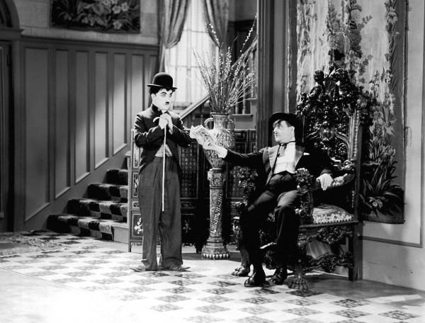 Charlie Chaplin, Harry Myers