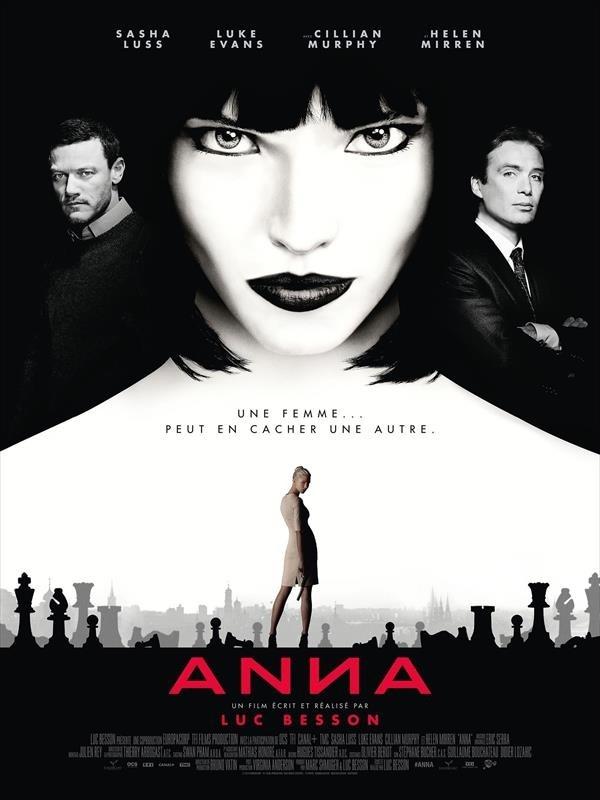 Anna, affiche