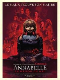 Annabelle - La Maison du mal, affiche