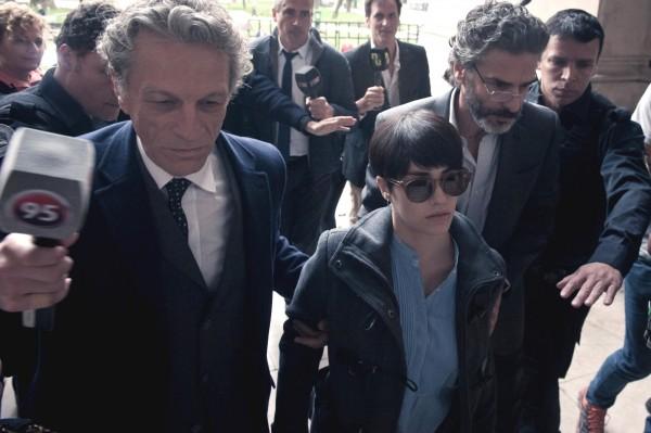 Daniel Fanego, Lali Espósito, Leonardo Sbaraglia
