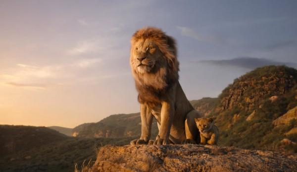 Mufasa, Simba petit