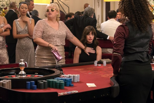 Personnages, Rebel Wilson, Anne Hathaway