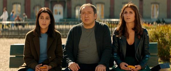 Leïla Bekhti (Mina), Patrick Timsit (Léon), Géraldine Nakache (Vali)