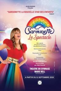 Sarounette, le spectacle au Théâtre du Gymnase