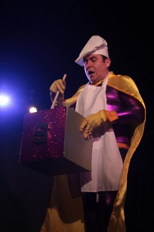 Super Yoyo et le gâteau magique