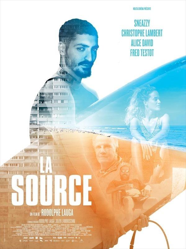 La Source, affiche