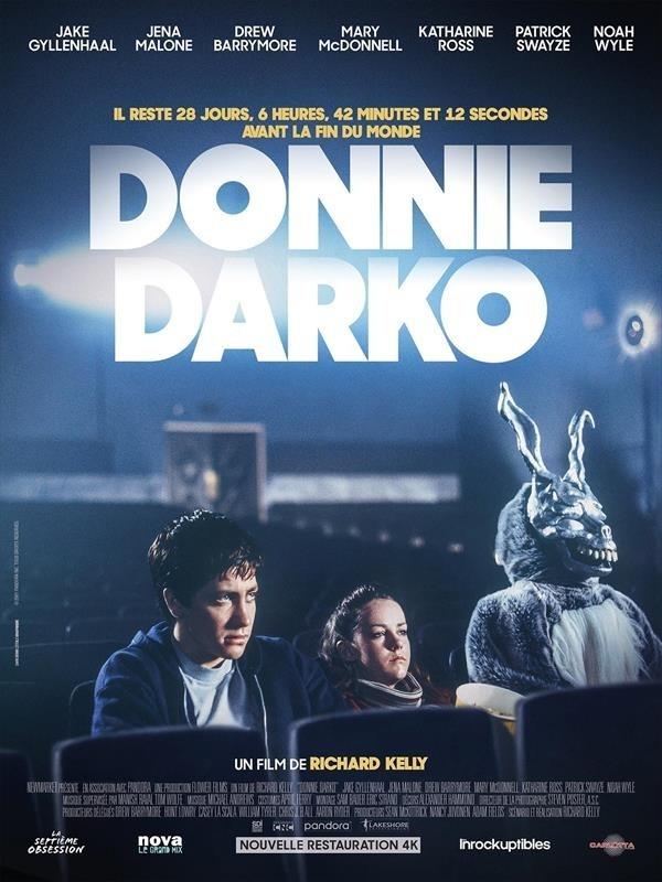 Donnie Darko (Director's Cut), affiche version restaurée
