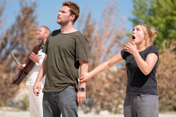 Jack Reynor (Christian), Florence Pugh (Dani)
