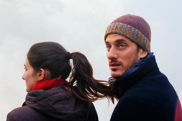 Linda Caridi (Cloé), Luca Marinelli (Leonardo)