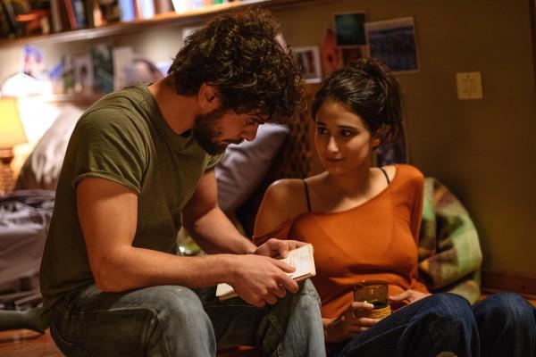 Giovanni Anzaldo (Marco), Linda Caridi (Cloé)
