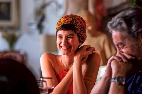 Linda Caridi (Cloé), personnage