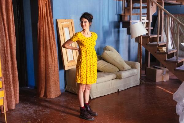 Linda Caridi (Cloé)