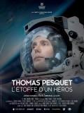 Thomas Pesquet : l'étoffe d'un héros, affiche