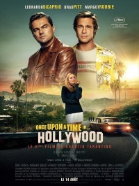 Once Upon a Time... in Hollywood, affiche
