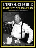 L'Intouchable, Harvey Weinstein, affiche