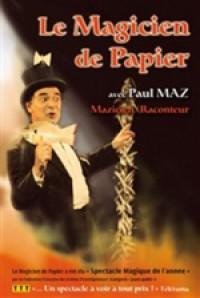 Le Magicien de papier au Théâtre Clavel
