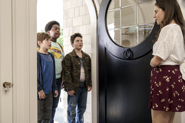 Jacob Tremblay, Keith L Williams, Brady Noon, Molly Gordon