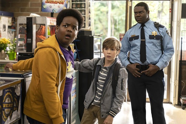 Keith L Williams, Jacob Tremblay, Sam Richardson