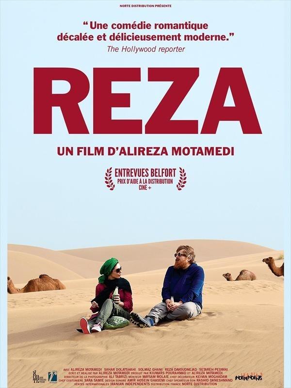Reza, affiche