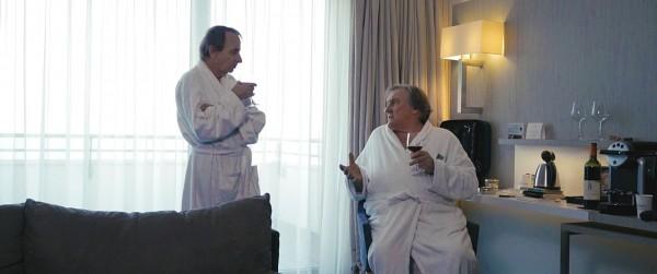 Michel Houellebecq, Gérard Depardieu