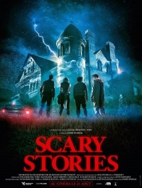 Scary Stories, affiche