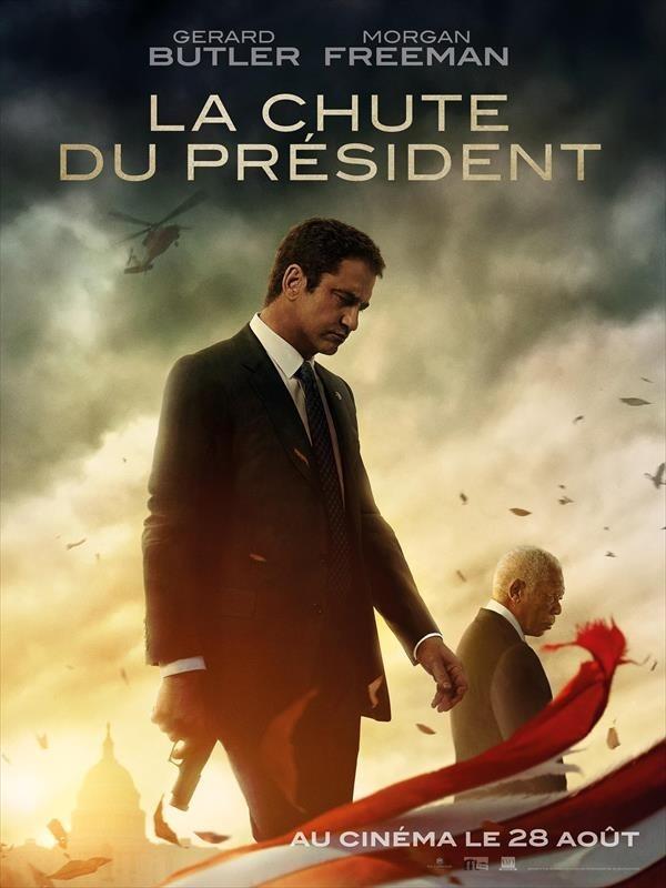 La Chute du Président, affiche