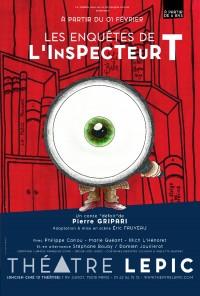 Les Enquêtes de l'inspecteur T au Théâtre Lepic