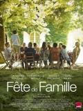 Fête de famille, affiche