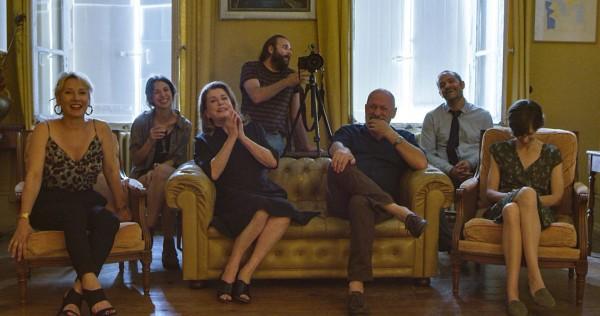 Emmanuelle Bercot, Isabel Aimé Gonzalez Sola, Catherine Deneuve, Vincent Macaigne, personnage, Cédric Kahn, Laetitia Colombani
