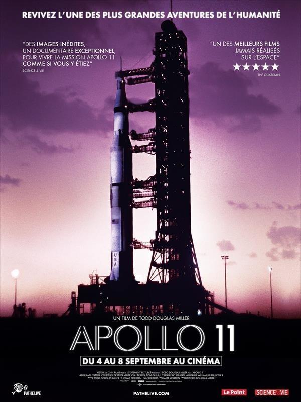 Apollo 11, affiche