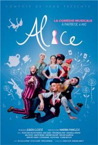 Alice, la comédie musicale à l'Espace Paris-Plaine