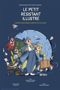 Le Petit résistant illustré au Théâtre L'Essaïon