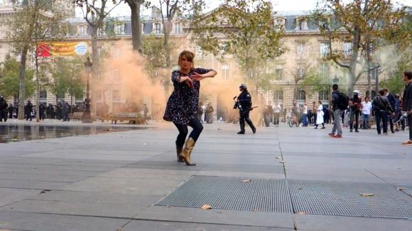 Nadia Vadori-Gauthier - le projet « Une minute de danse par jour »