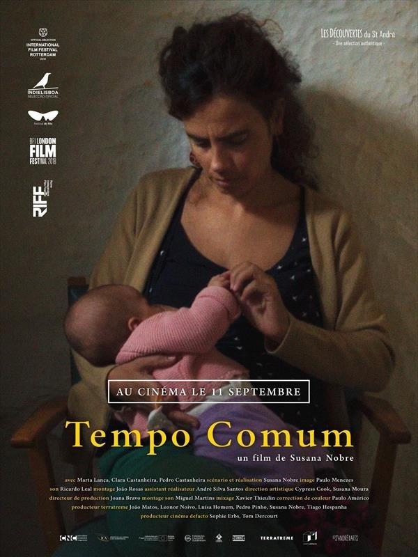 Tempo Comum, affiche