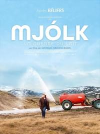 MJÓLK, La Guerre du lait, affiche