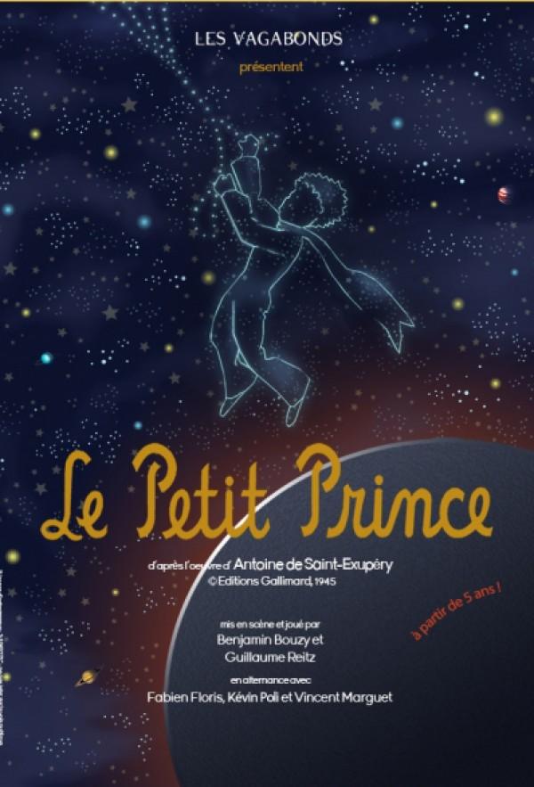 Le Petit Prince au Théâtre L'Essaïon