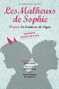 Les Malheurs de Sophie au Théâtre L'Essaïon