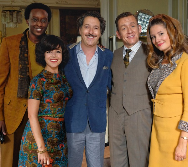 Ahmed Sylla, Laure Calamy, Guillaume Gallienne, Dany Boon, Alice Pol