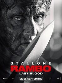 Rambo : Last Blood, affiche