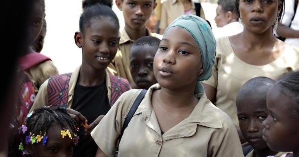 Aissatou, 12 ans, Guinée