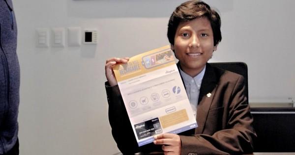 José Adolfo, 13 ans, Pérou