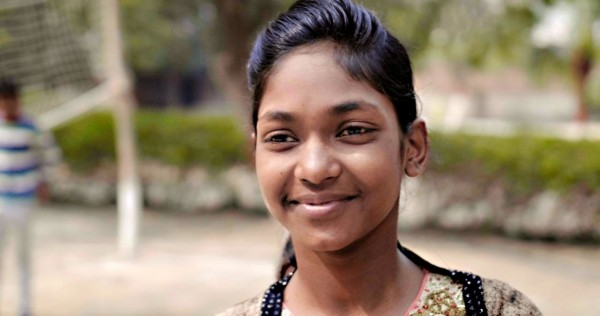 Heena, 11 ans, Inde